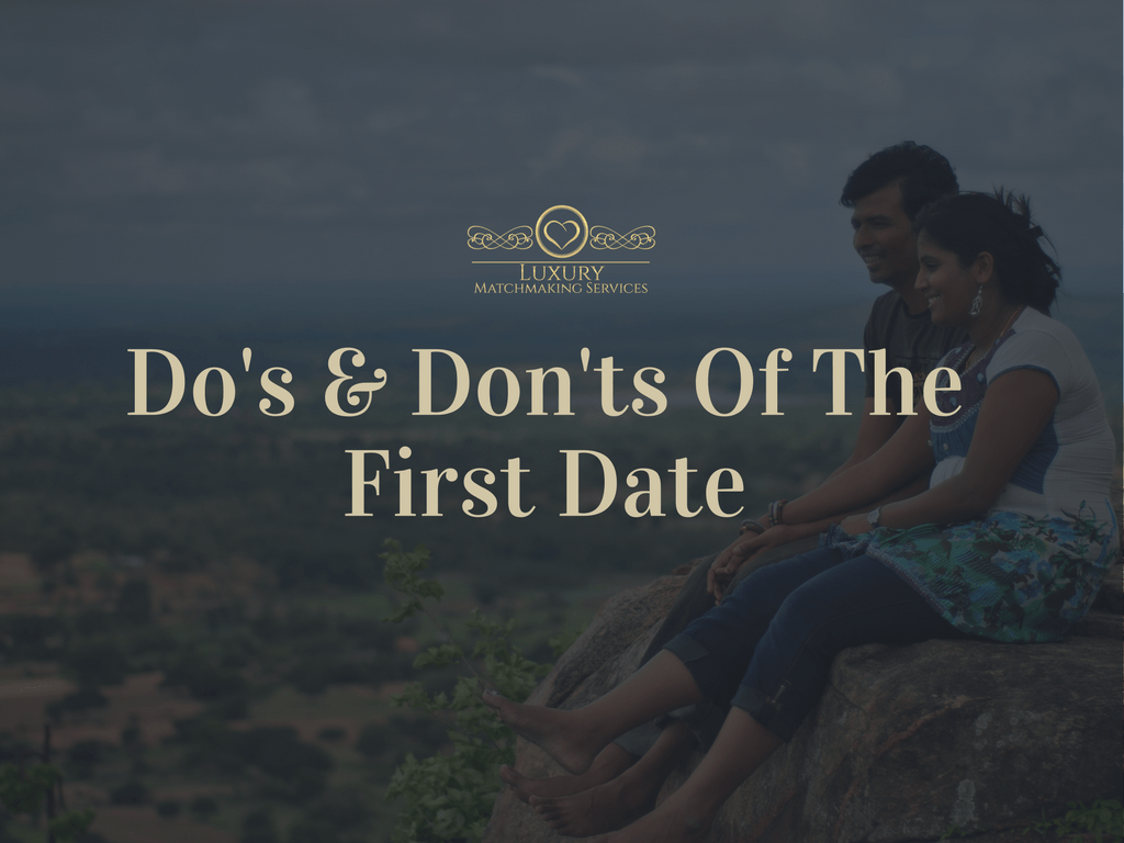 matchmaking first date
